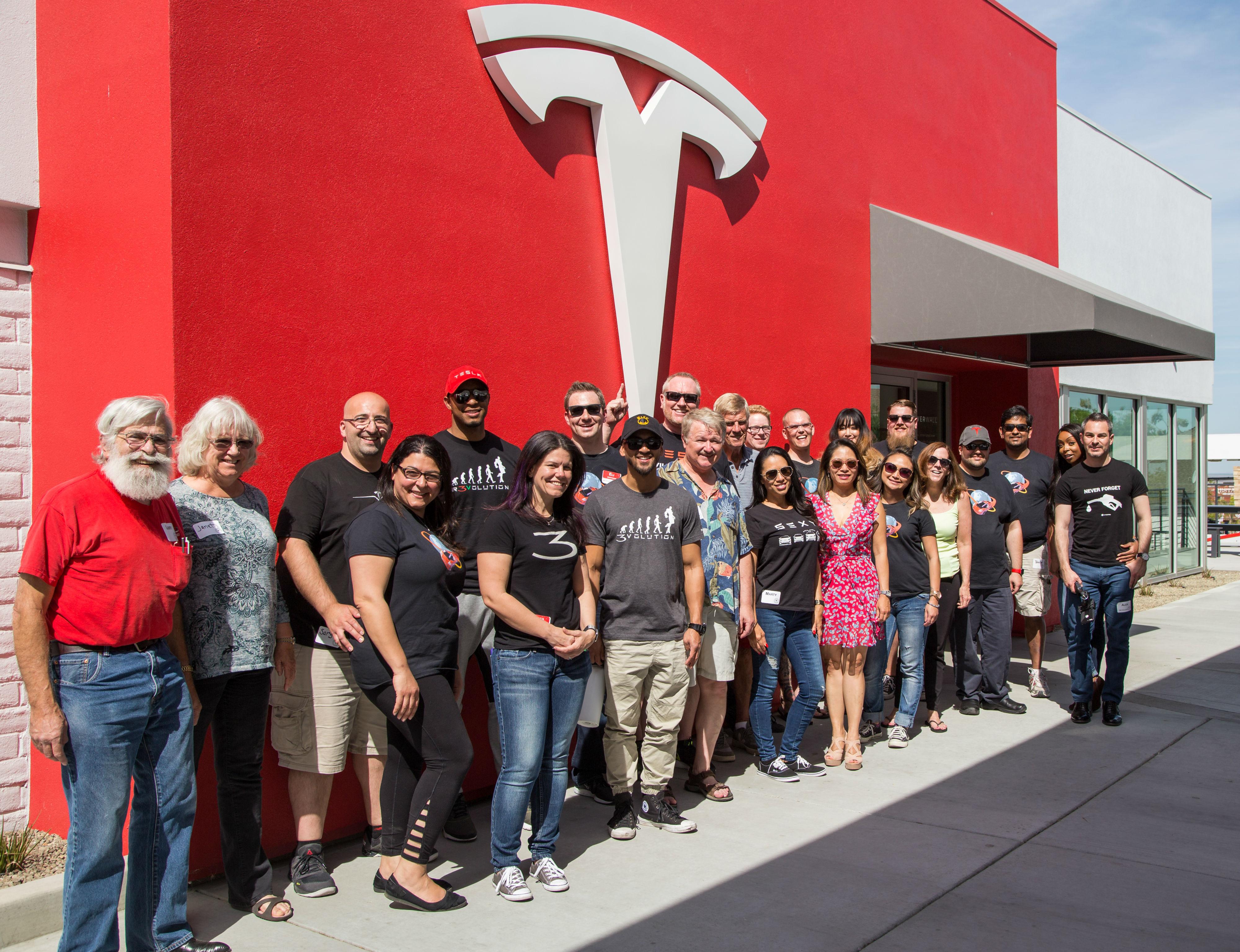 Tesla Takeover 3