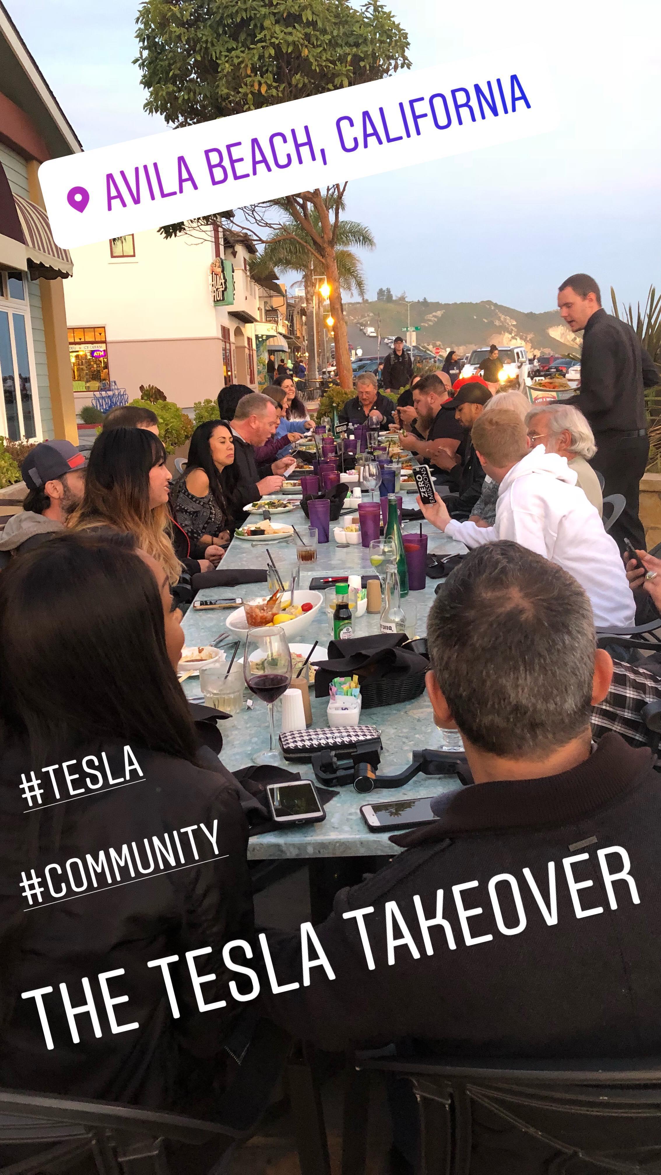 Tesla Takeover 5