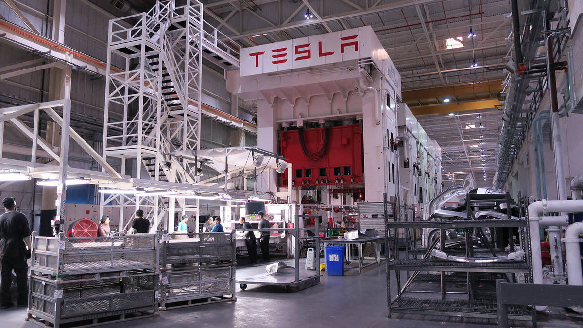 Tesla Expects 10 Day Production Shutdown In Q2 To Focus On