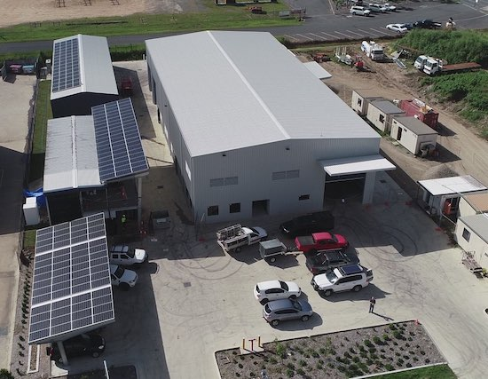 linked-powerhouse-solar panels