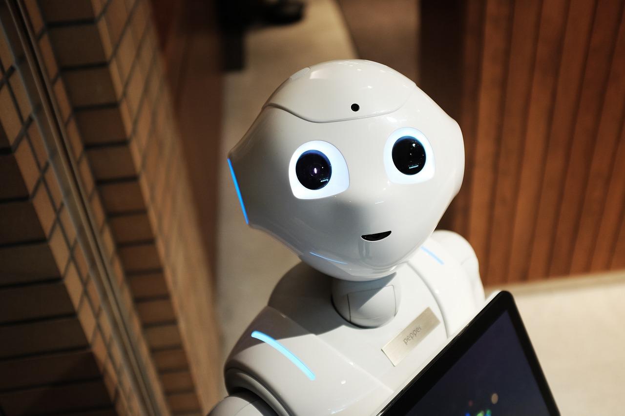robot-AI features [Credit: Pixabay]