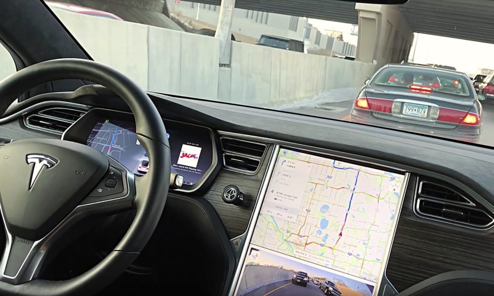 Tesla is open to sharing Autopilot with other automakers, says Elon Musk