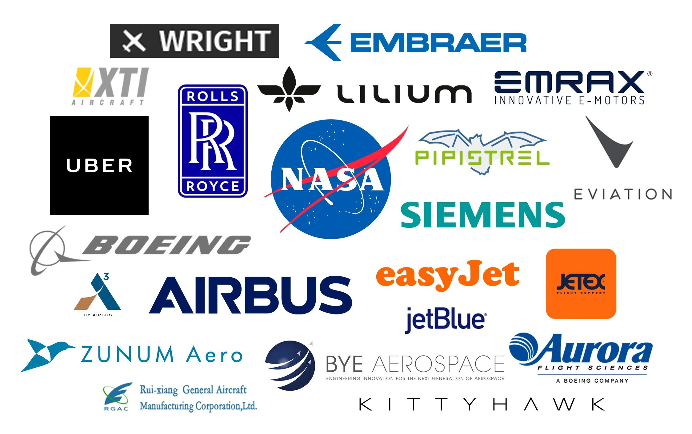 Electric Aircraft Logosr1