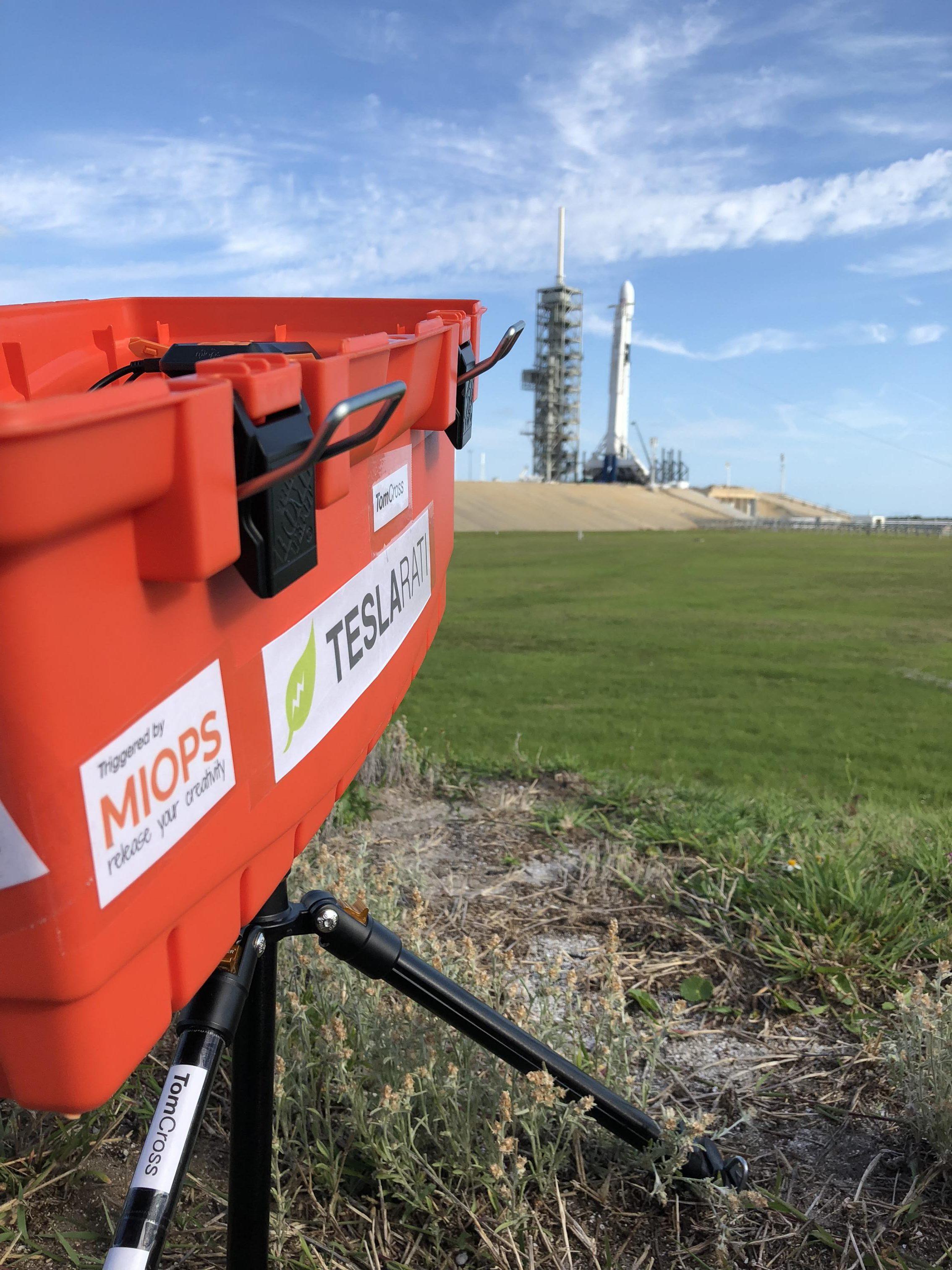 Falcon 9 Block 5 debut and Teslarati (Tom Cross)
