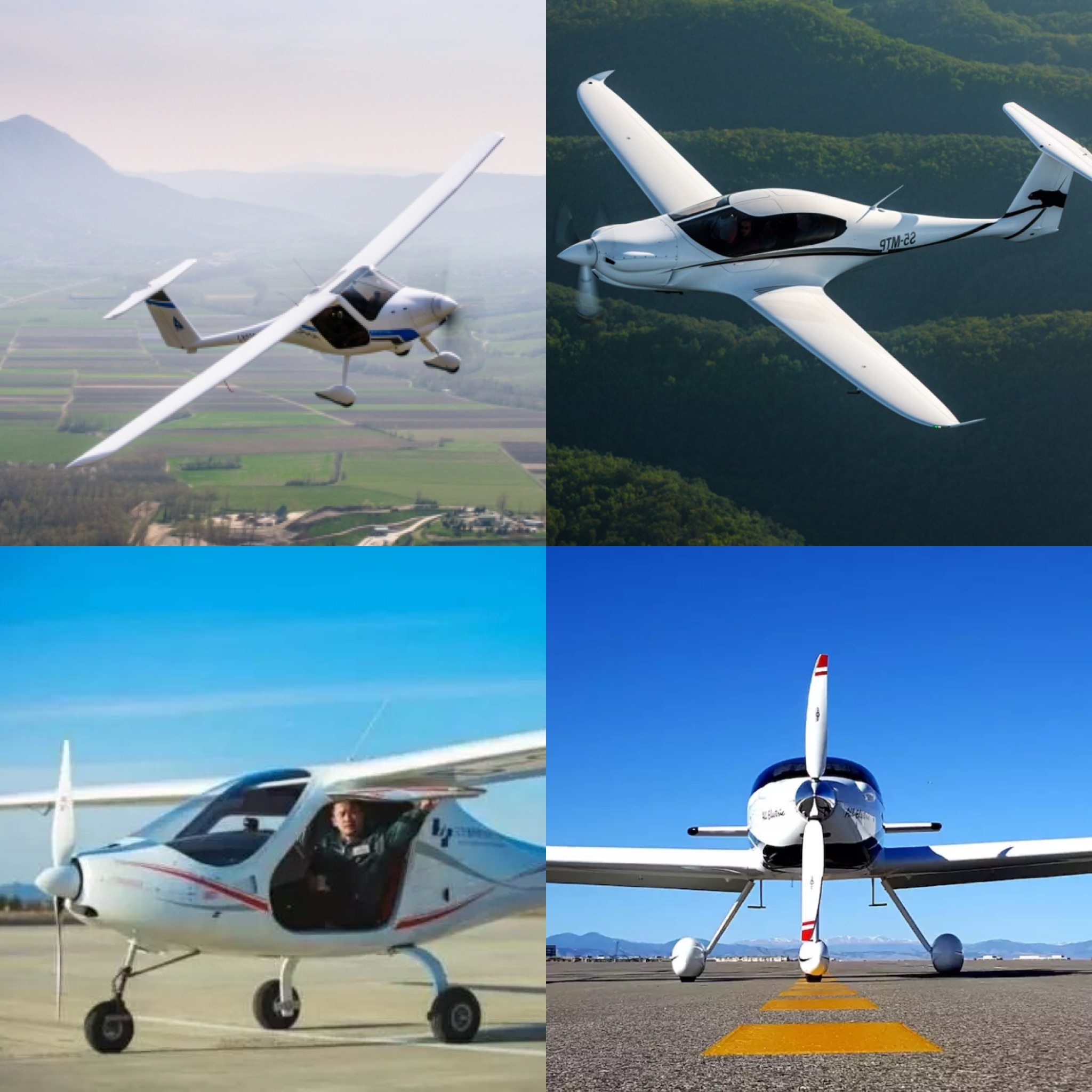 Small Electric Aircraft