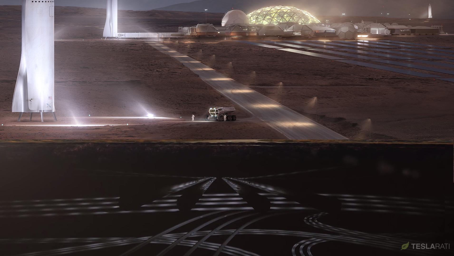 TBC Mars (Teslarati)