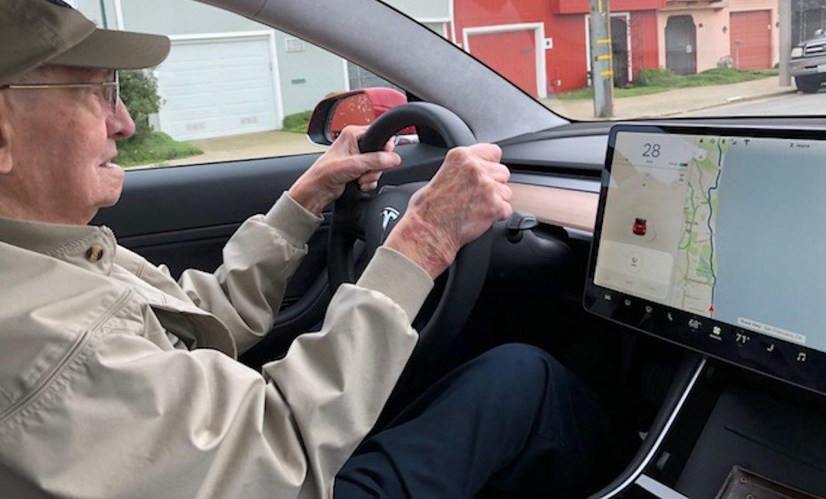 Walt Driving Model 3