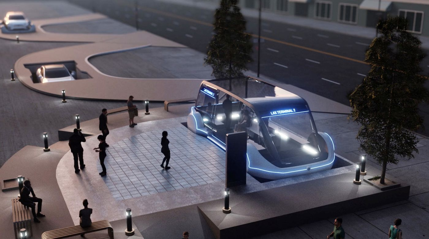Las Vegas wants The Boring Company to construct tunnel under convention center