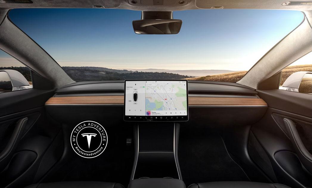model-3-driverless