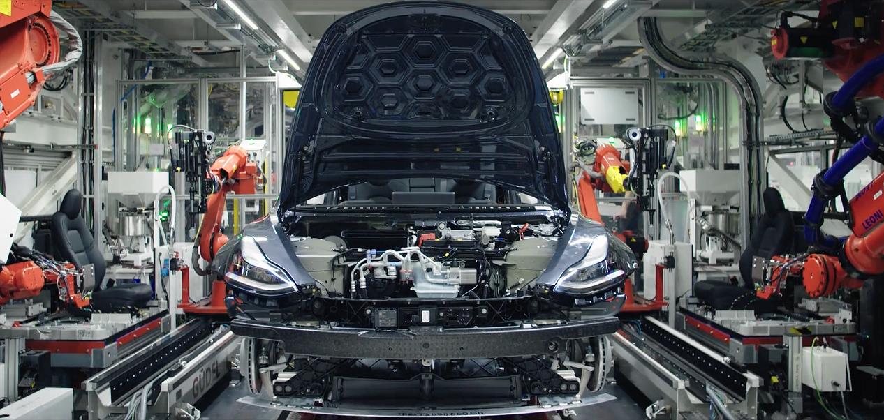 model-3-factory