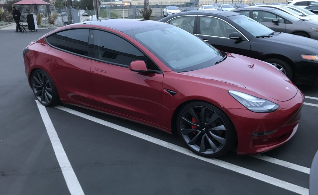 Tesla reveals Model 3 dual-motor AWD, Performance price and