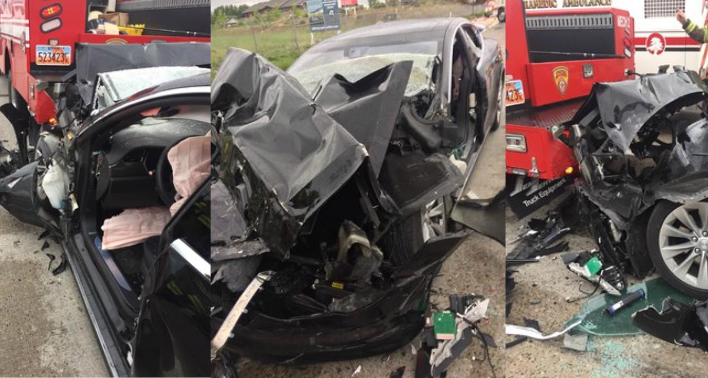 Tesla Provides Details On Recent Autopilot Crash Amid Nhtsa Investigation