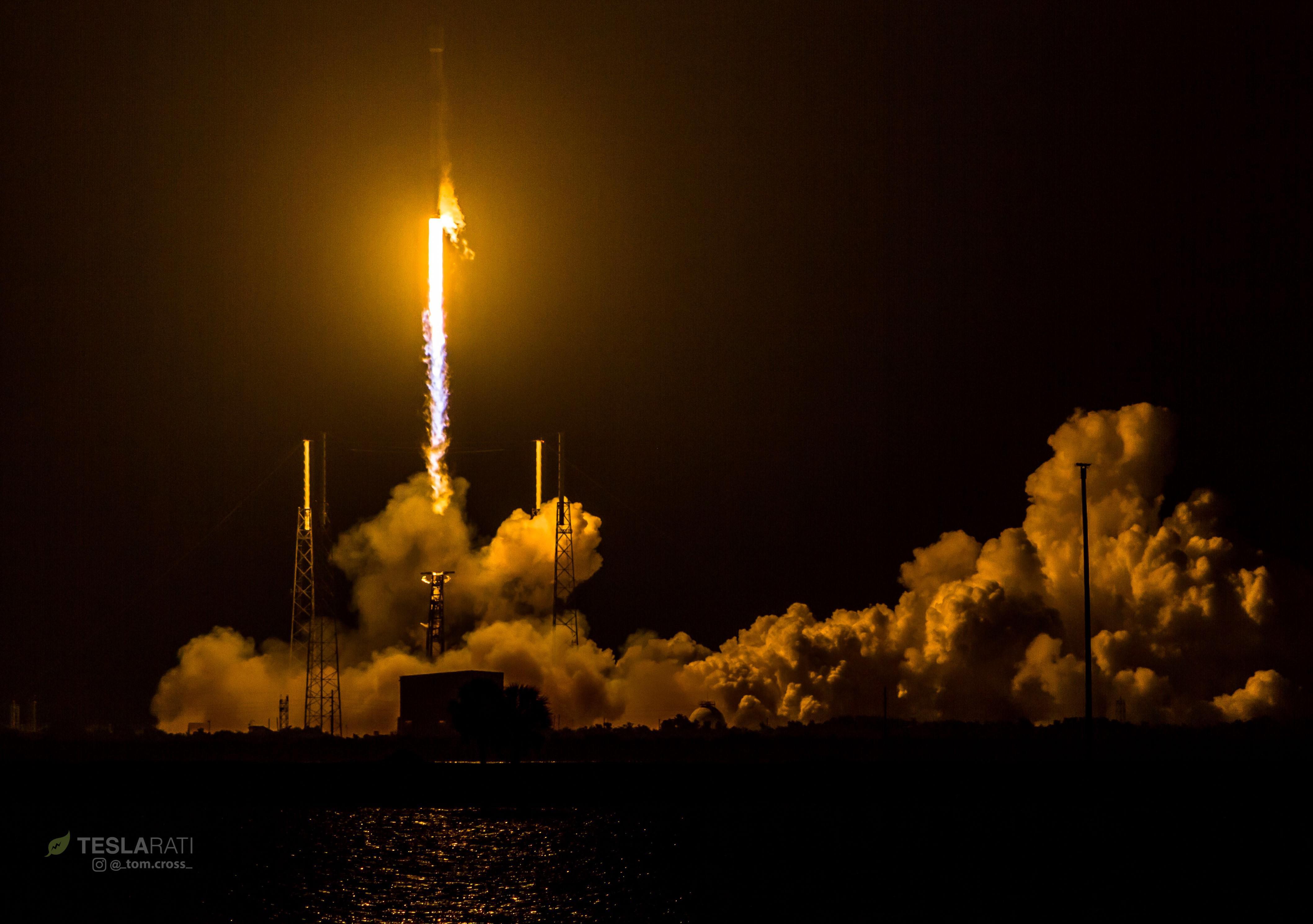 B1040 SES-12 launch (Tom Cross) 1