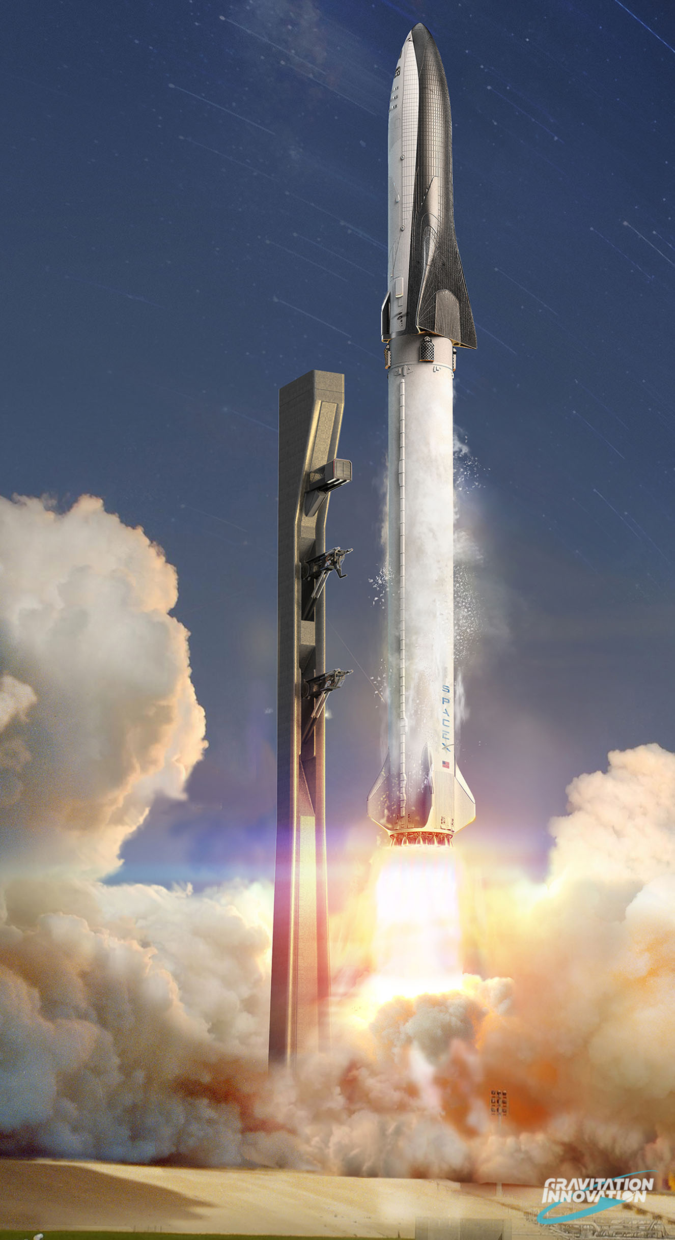 BFR-Launch for Phone