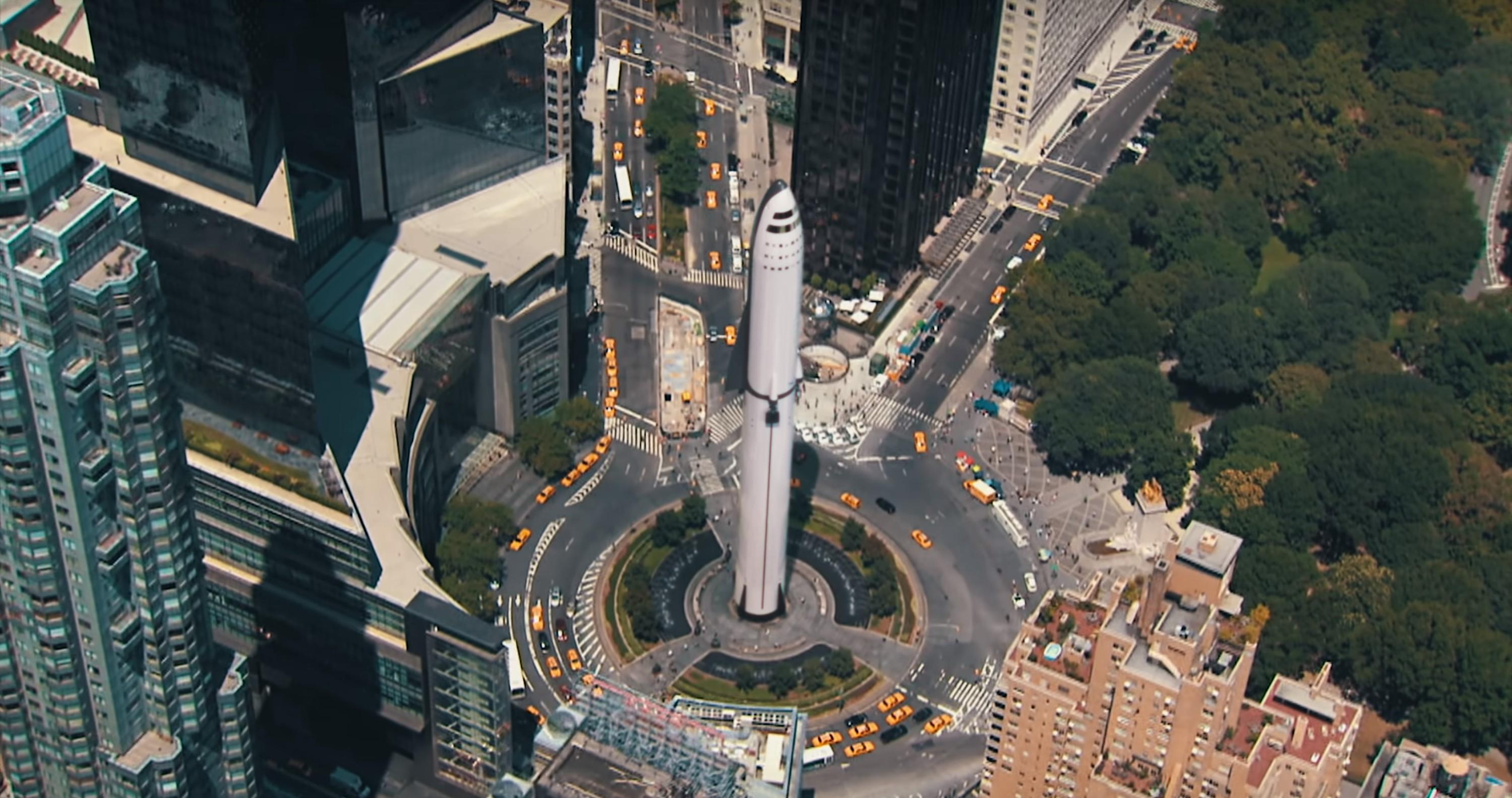 BFR in NYC (sirwrender)