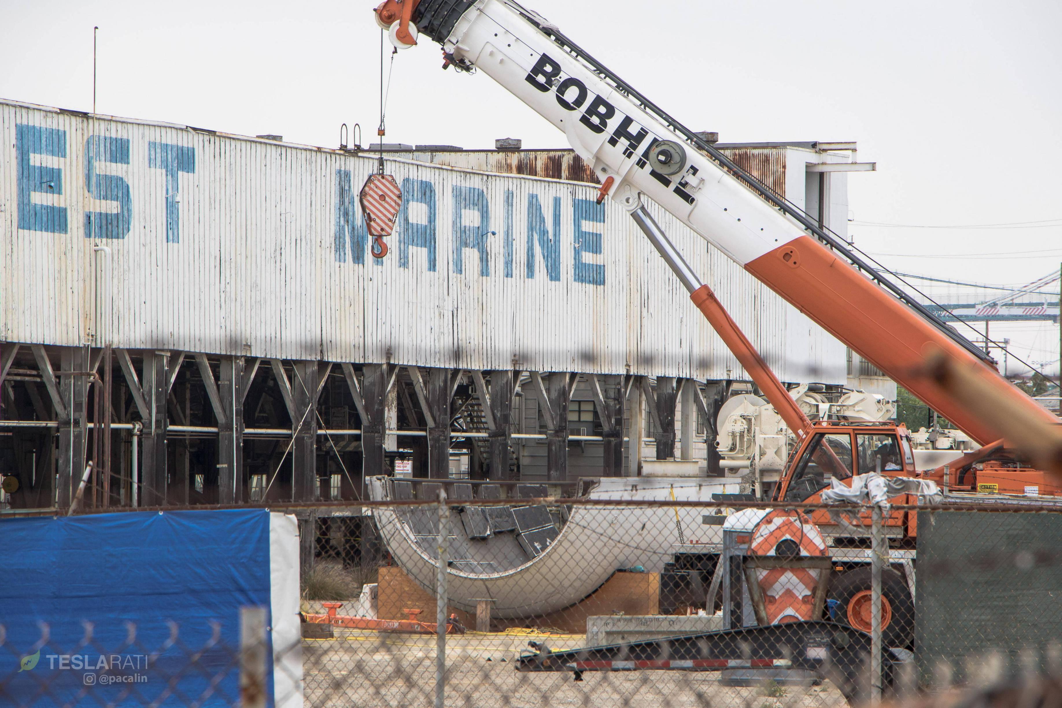 Berth 240 construction &fairings 062018 (Pauline Acalin) 1