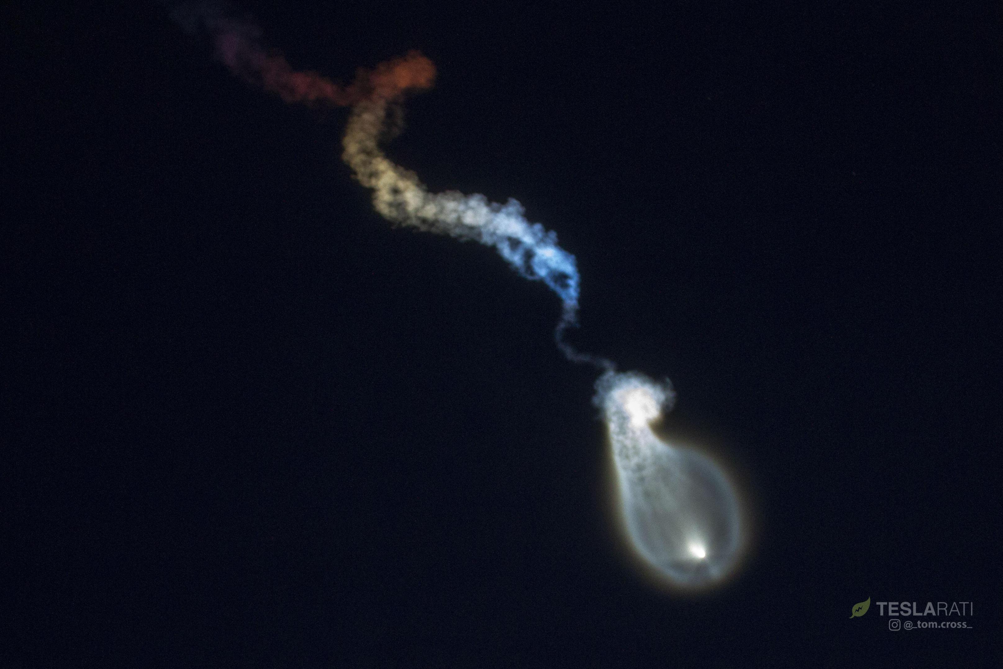 CRS-15 launch plume (Tom Cross) 2(c)