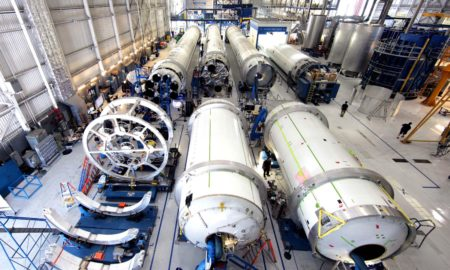 SpaceX makes the vast majority of Falcon 9 in-house and appears set on continuing that strategy with Starlink.