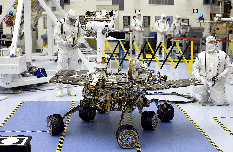 Opportunity MER rover (NASA)