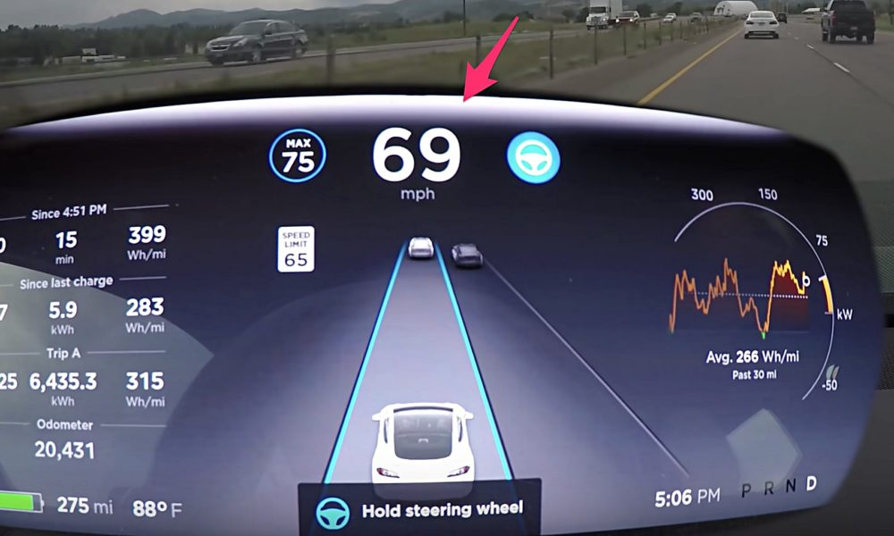 Tesla will introduce setting to lower Autopilot alerts for