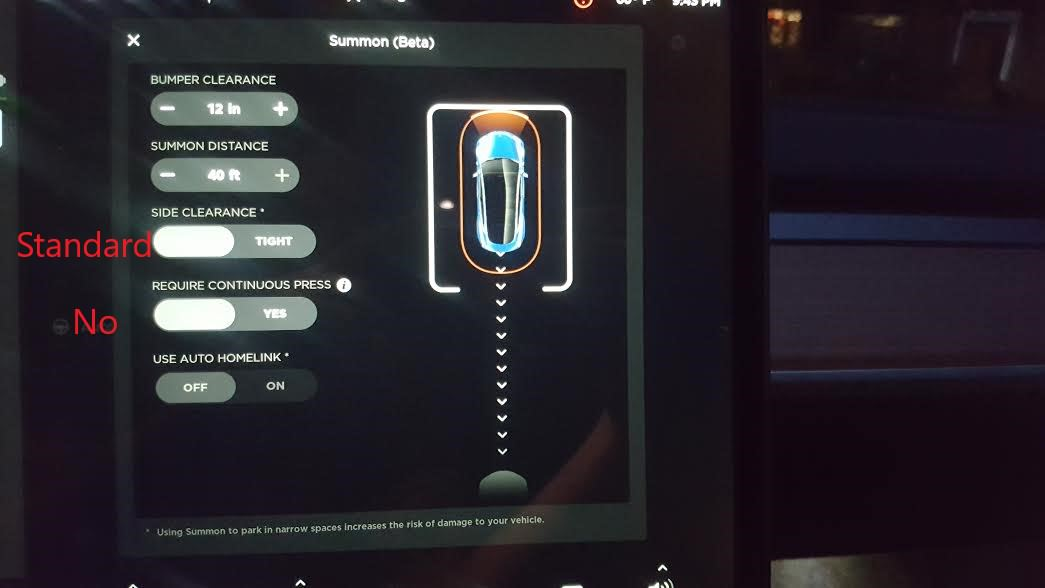 First look at Tesla Model 3 Summon feature in action