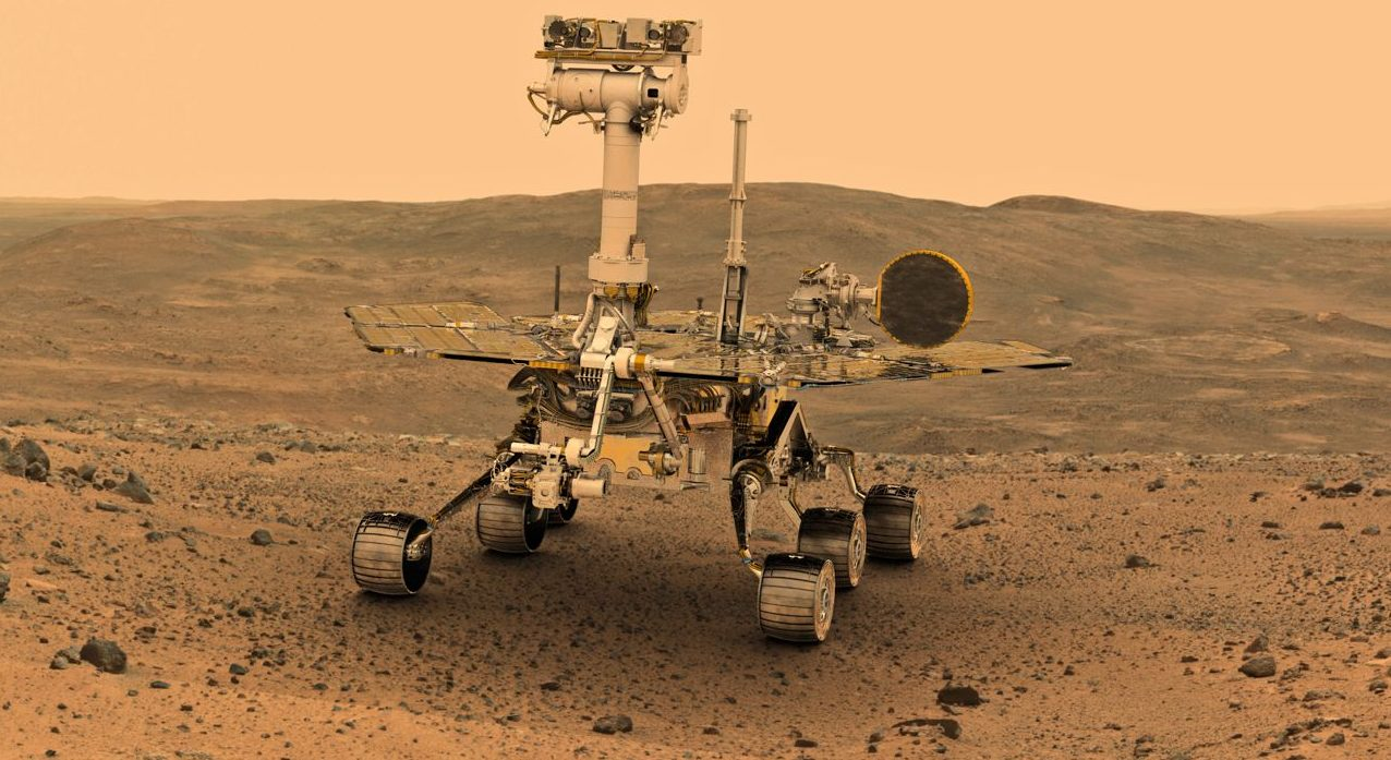mars rover opportunity status - photo #16