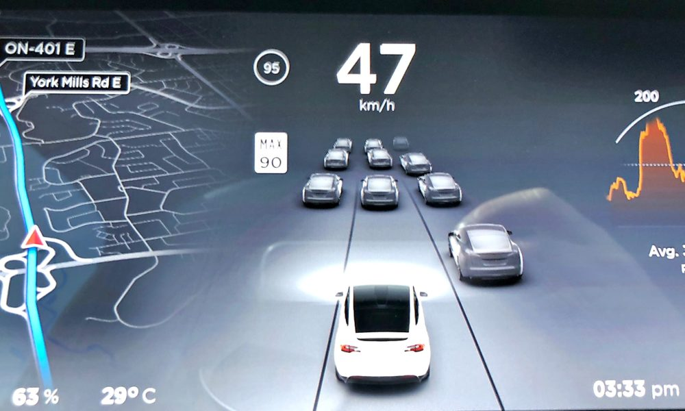 Tesla (Enhanced) Autopilot vs  Full Self-Driving: What's the