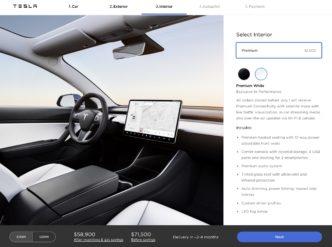 "Tesla reveals Model 3 Performance ""Dual Motor"" badge and ..."