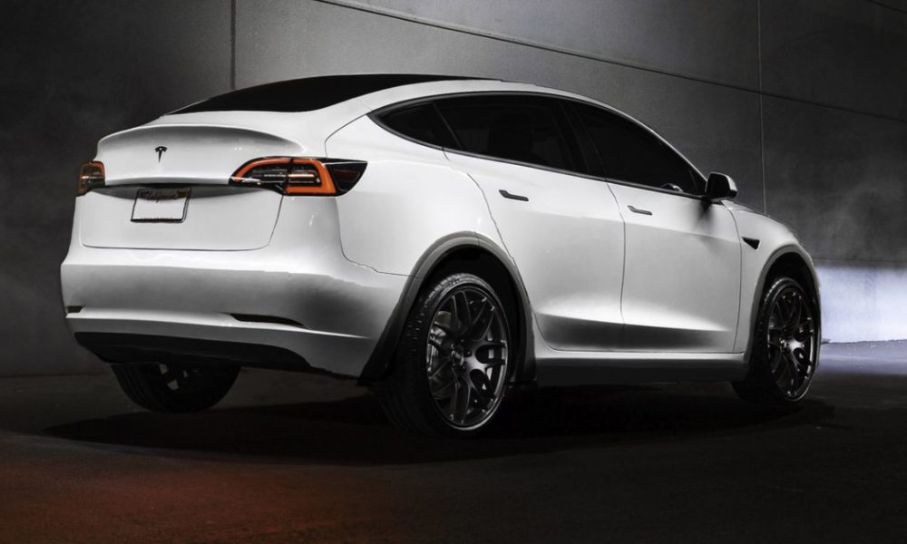 Tesla Model Y Rendered To Life From Elon Musk's Latest