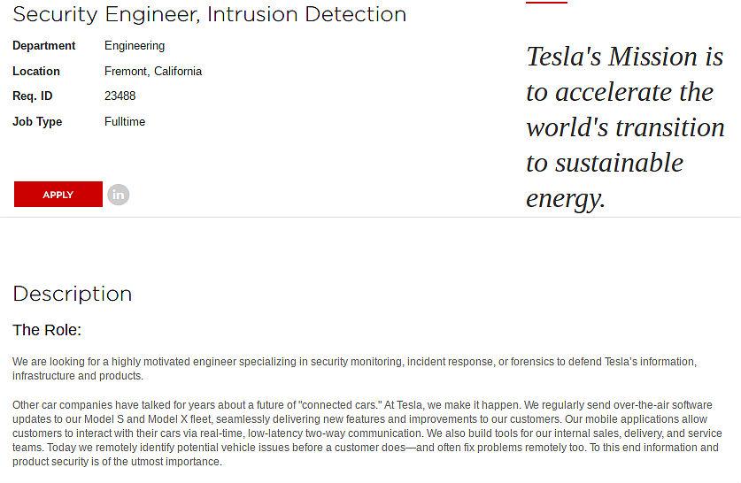 tesla-security-engineer-post