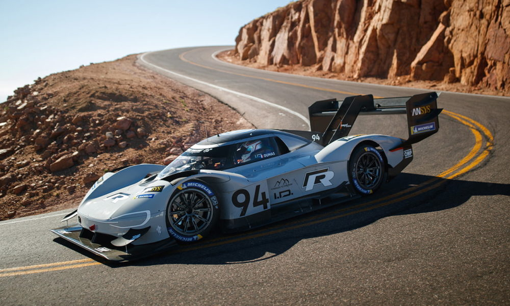 Why Electric Vehicles Will Continue To Dominate Pikes Peak After Record Shattering Run