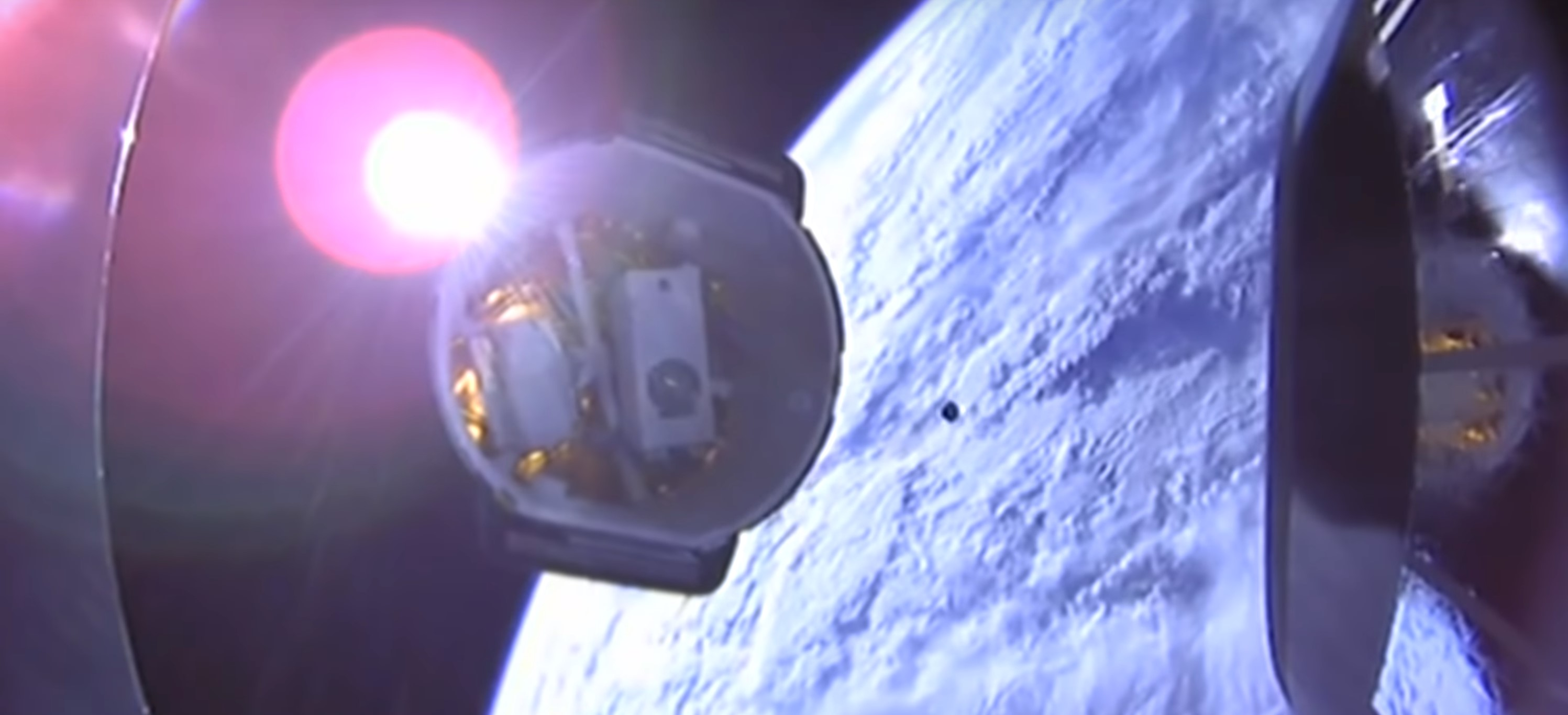 CRS-15 Dragon deployment (SpaceX) 1