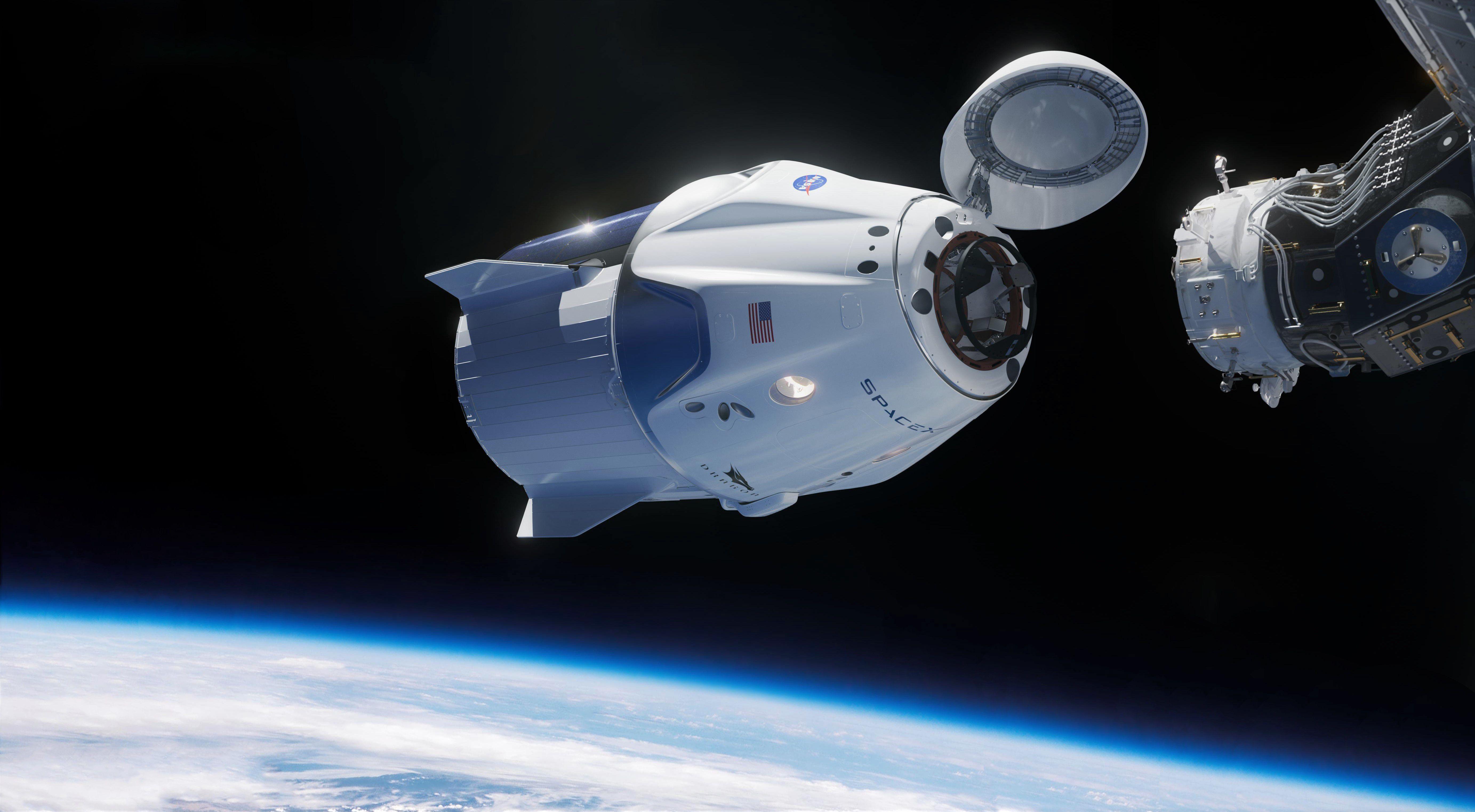 spacecraft crew - photo #22