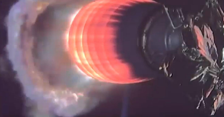 Iridium-7 B1048 launch (SpaceX) 3
