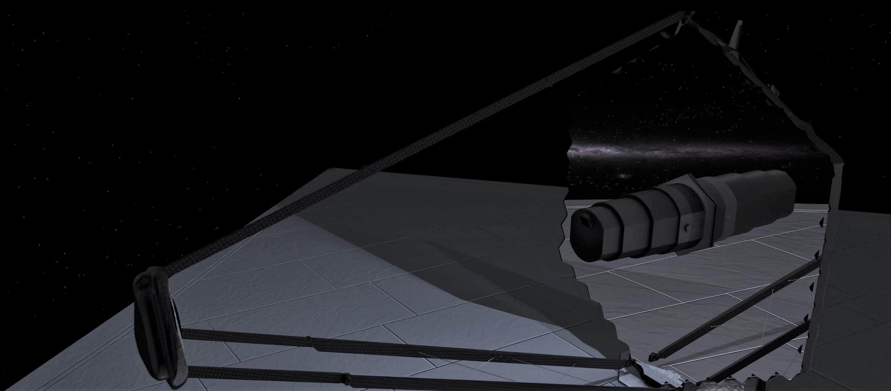 LUVOIR render (NASA) 1