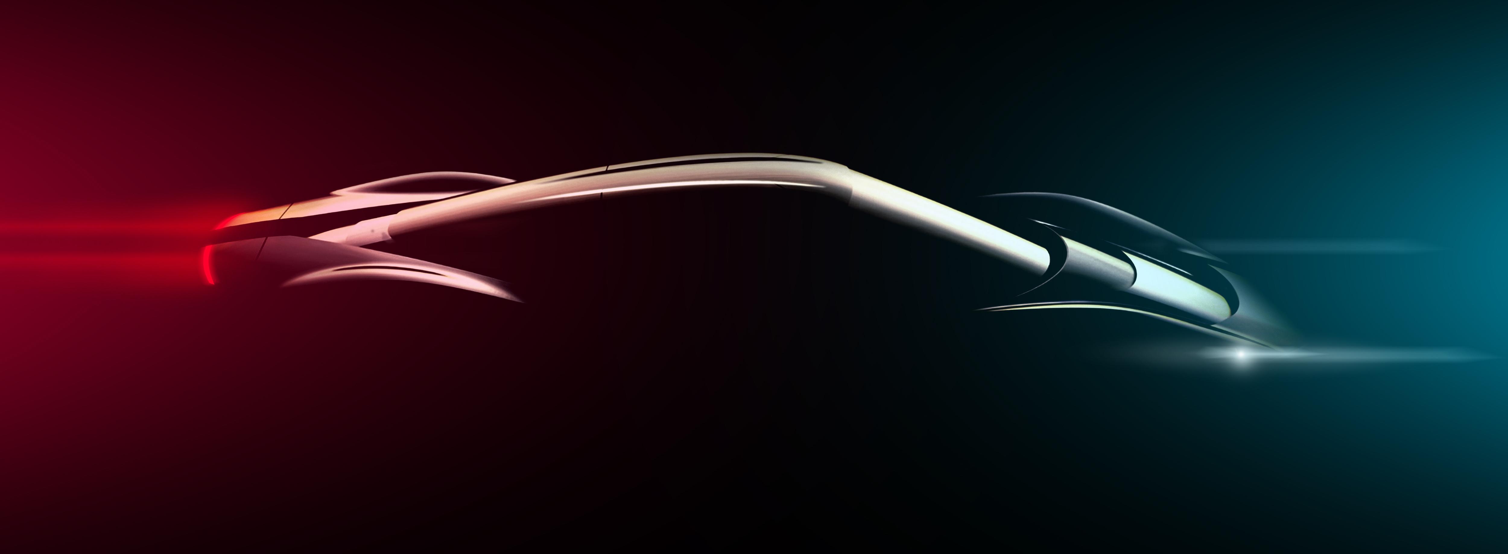 Pininfarina PF0 Design Intent Sketch 1