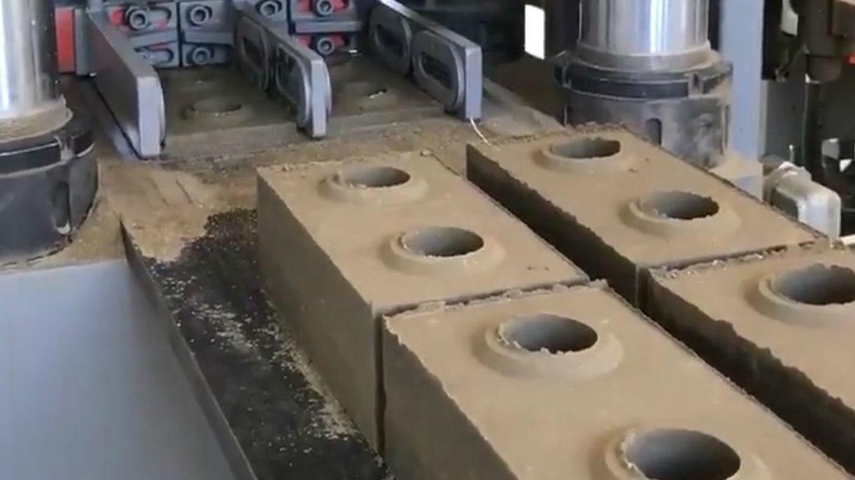 Musk S Boring Company Shares Glimpse Of Boring Bricks