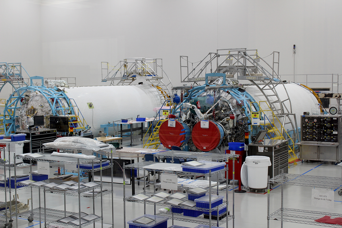 Boeing CST-100 Starliner Crew Flight Test (CFT) and Orbital Flig