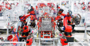 Once Hailed Tesla Audi E Tron Slows Down Production To Just 6 Hrs Day Report