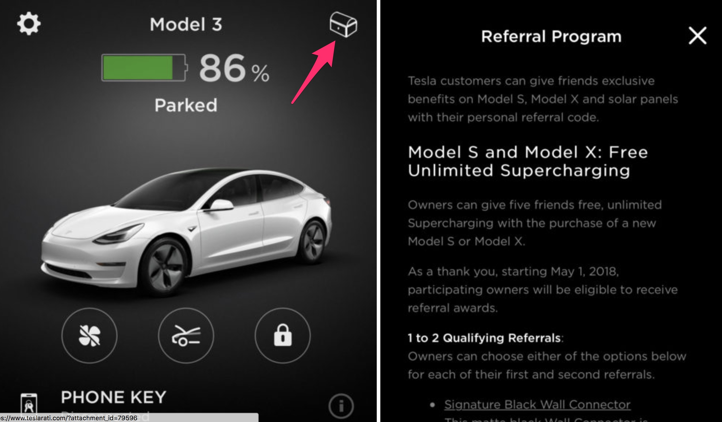 tesla-model-3-referral-program-app
