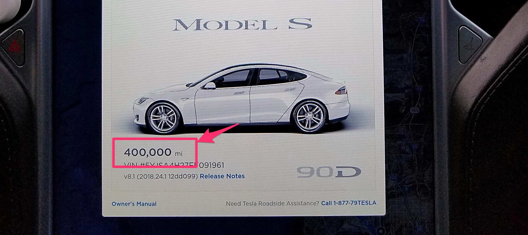 Tales From A Tesla Model S That Hit 400000 Miles In 3 Years