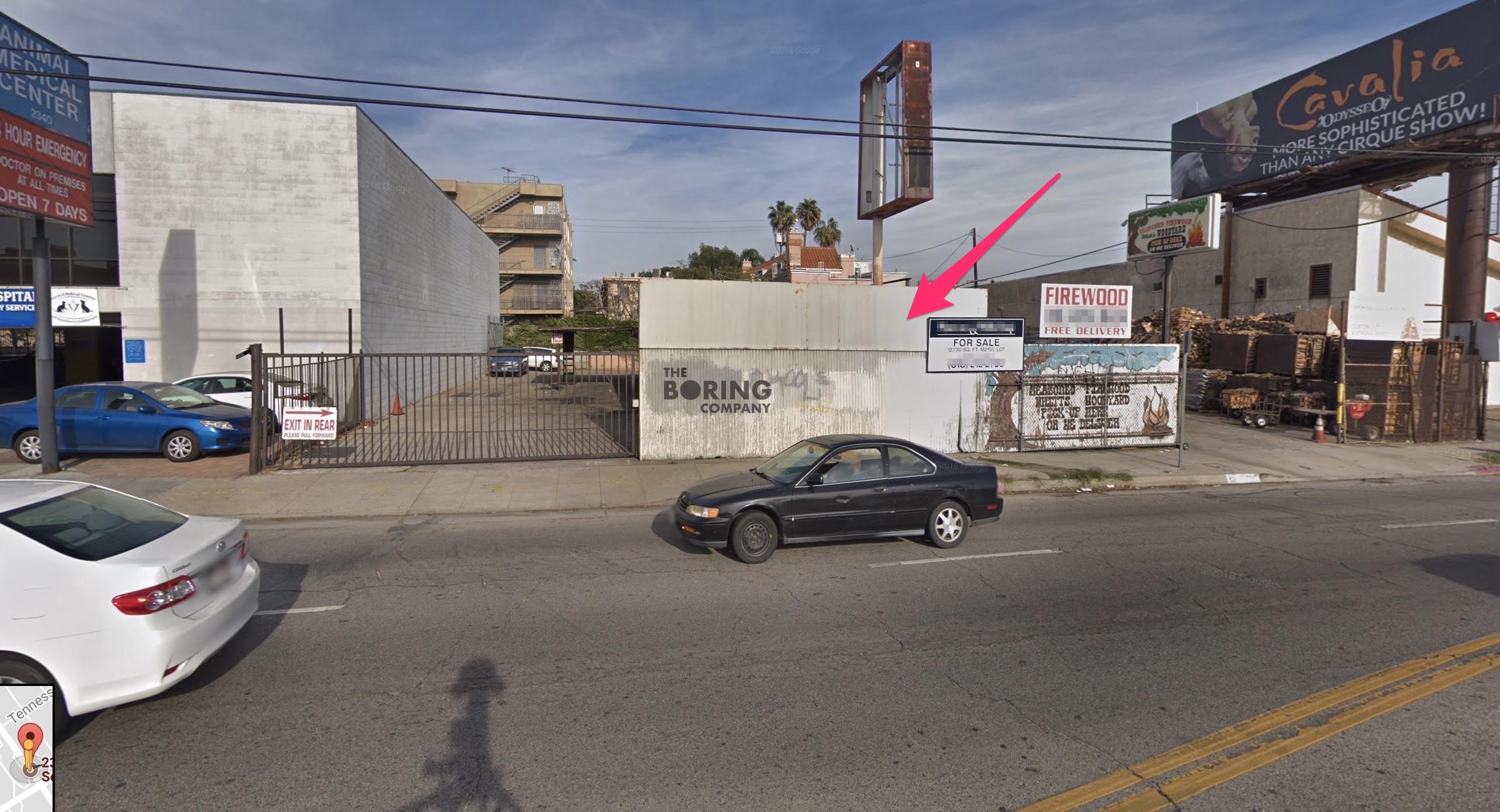 The Boring Co. secures land in major LA corridor for ...