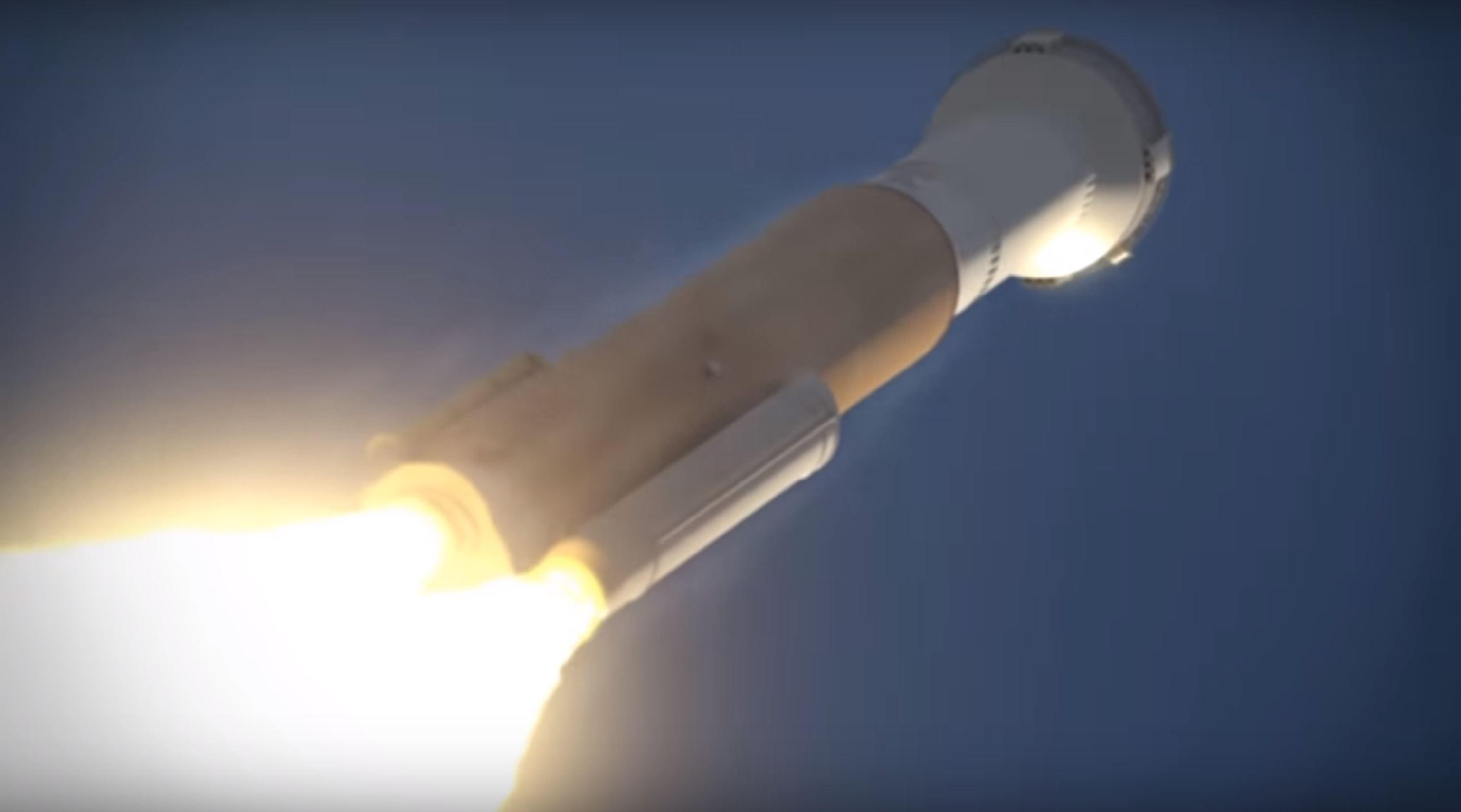 Atlas 5 and Starliner (ULA)