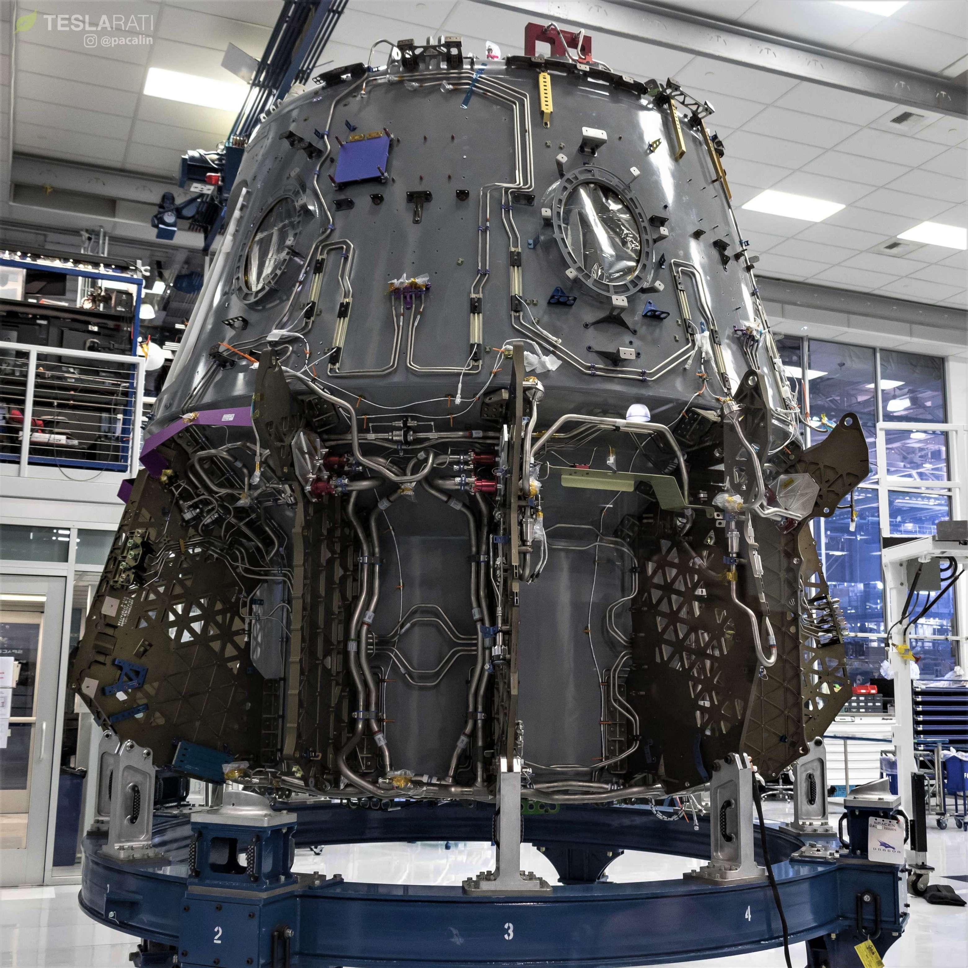 SpaceX je na nejlepší cestě k pilotované misi | www ...