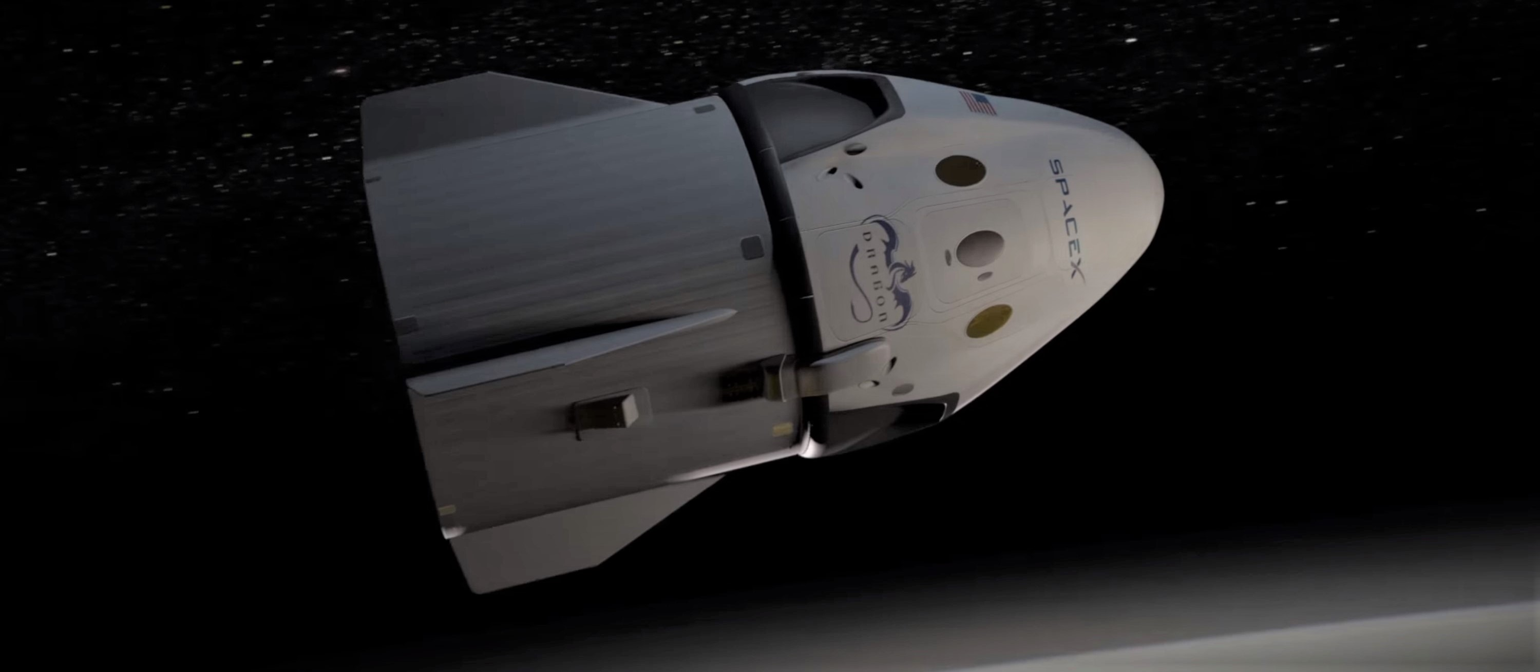 Crew Dragon render 2014 (SpaceX) 2