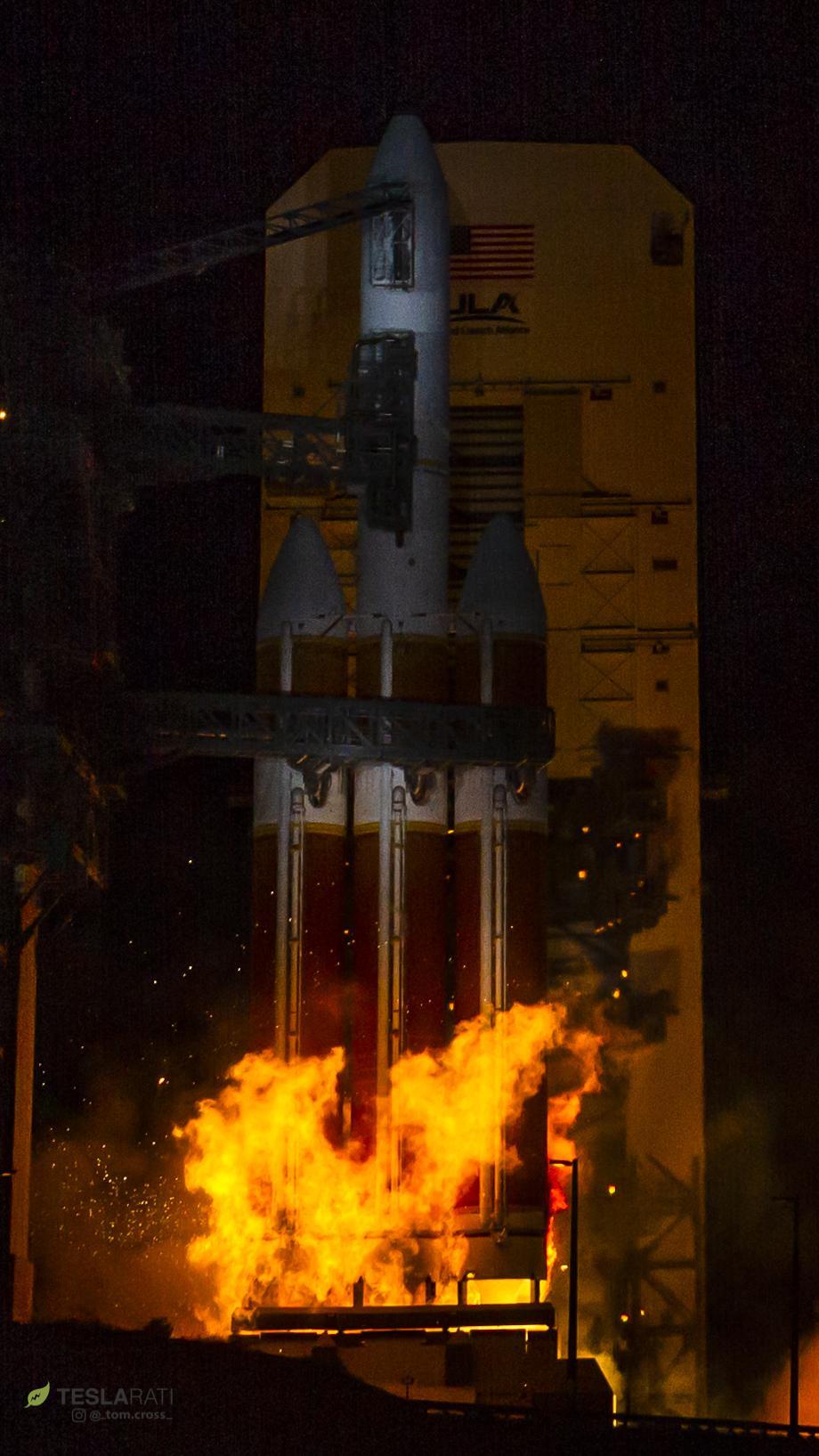 Delta IV Heavy PSP launch (Tom Cross) 1