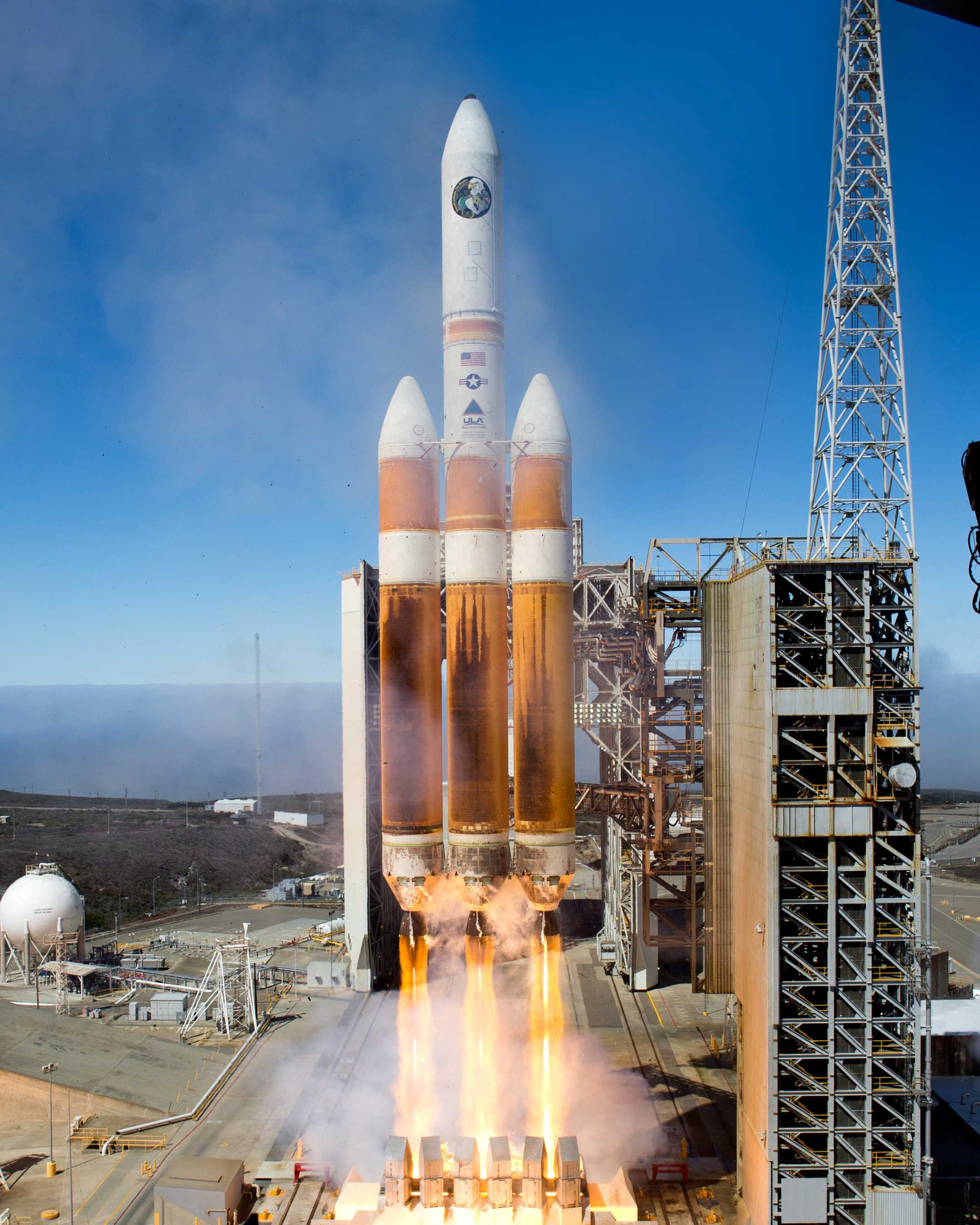 Launch of Delta IV NROL-65, August 28, 2013 from Vandenberg Air Force Base