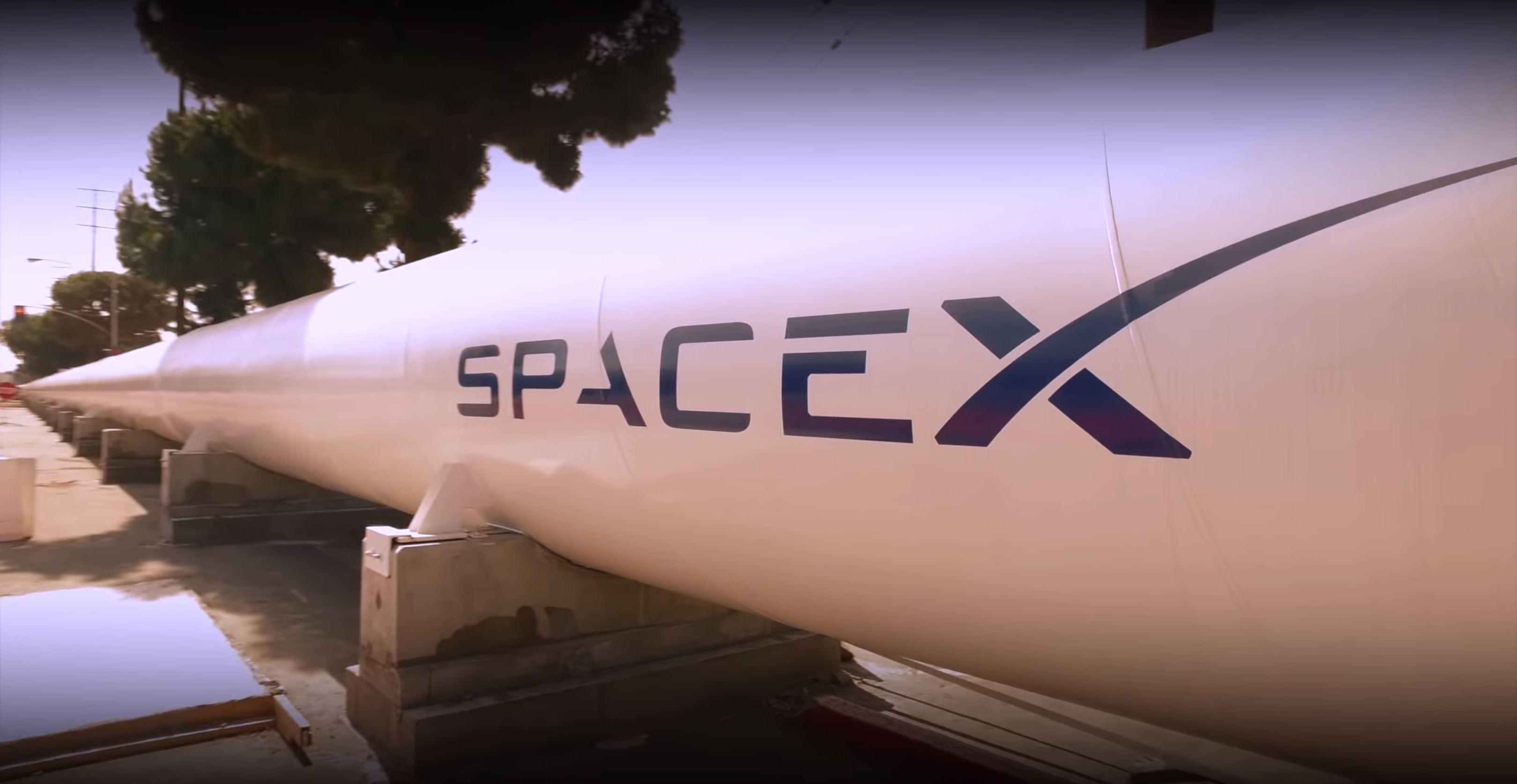 Hyperloop test track (SpaceX) 2