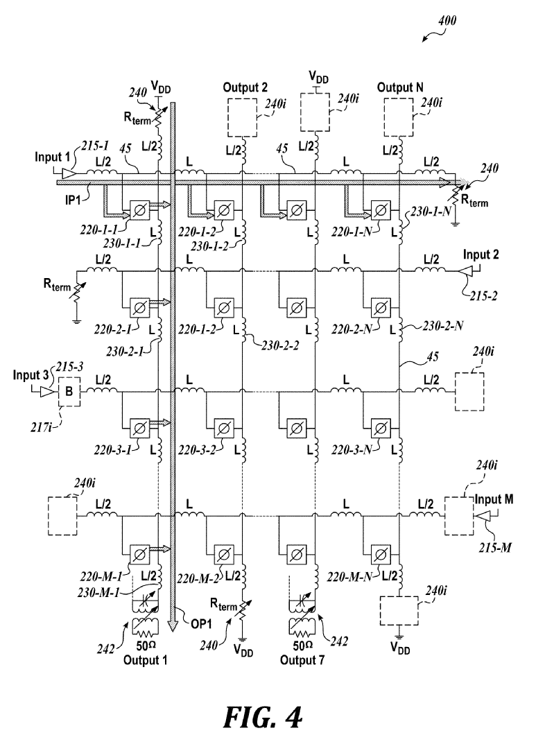 Starlink phased array patent – US – figures (10)