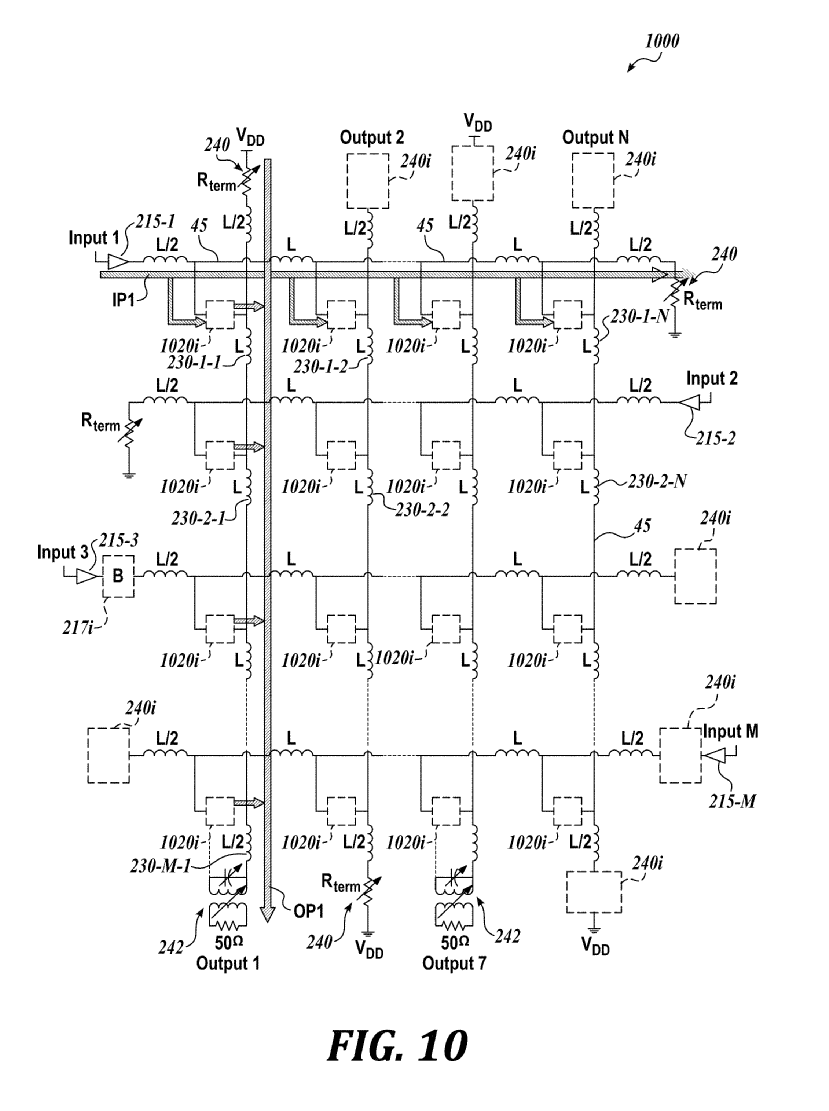 Starlink phased array patent – US – figures (20)